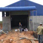 ベトナム工場建設ラストスパート